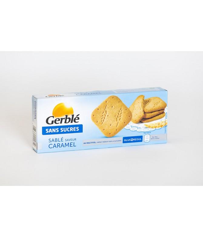 Sablé caramel Gerblé